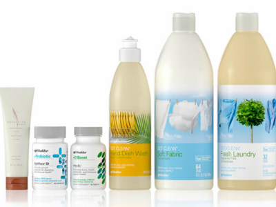 Shaklee home products