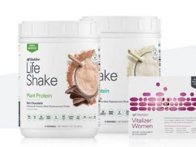 Shaklee proteins